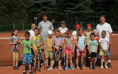 Wakacje z tenisem ziemnym dla dzieci i młodzieży 2019